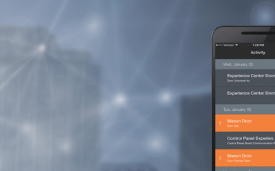 Physical Security Goes Mobile With Brivo Onair App